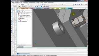 КОМПАС-3D V15 (урок №5)