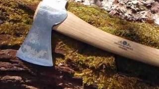 Gransfors Bruks-Scandinavian forest axe, short review