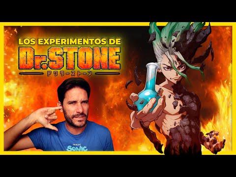 Doctor en FÍSICA CUÁNTICA reacciona a Dr. STONE