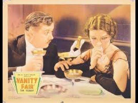 Vanity Fair aka Indecent (1932) Myrna Loy and  Lionel Barrymore