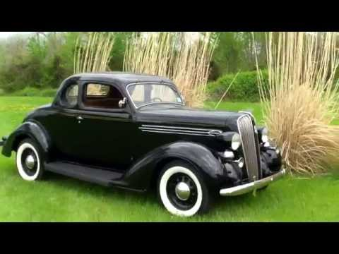 Plymouth coupe 35 hot rod making smoke show doovi for 1936 plymouth 5 window coupe sale