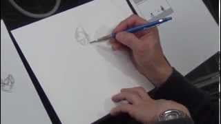 mighty no 9 inafune draws humanoid robot enemy