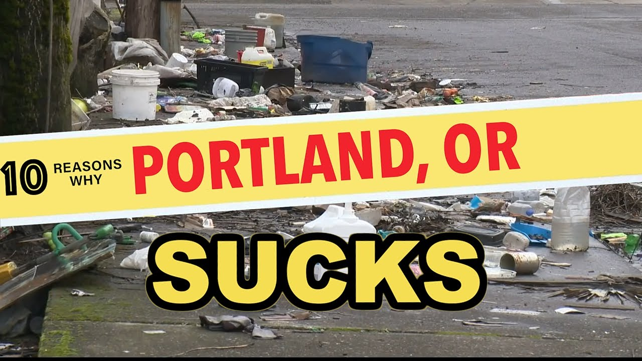 Download 10 Reasons Why You Should NEVER Move to Portland, Oregon