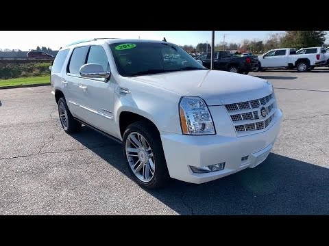 Cadillac Of Easton >> 2013 Cadillac Escalade Easton Allentown Bethlehem Hellertown Pa Phillipsburg Nj 490117a