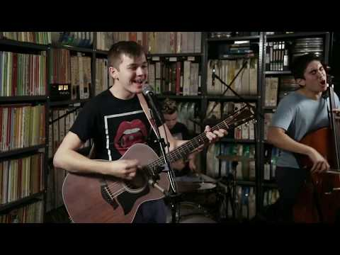 The Happy Fits at Paste Studio NYC live from The Manhattan C