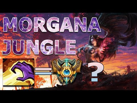 Why Morgana Jungle actually got nerfed?  Its probably not what you think...