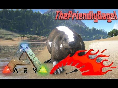 Ark max speed beaver youtube ark max speed beaver malvernweather Choice Image
