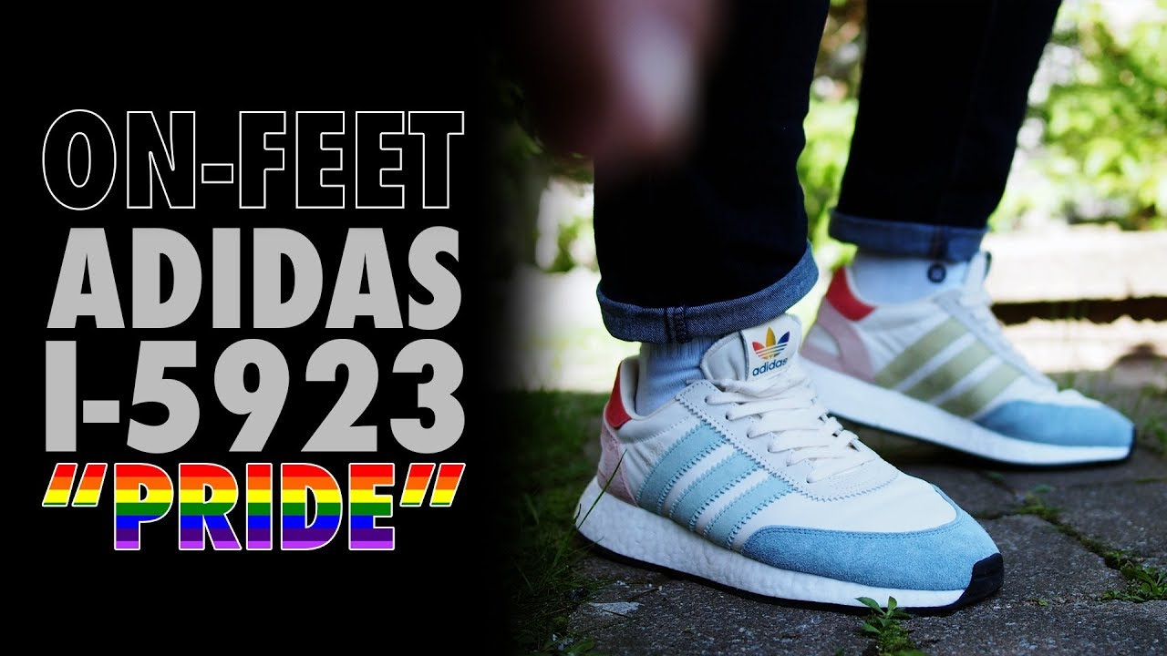 Adidas Iniki I 5923 Pride: Review & On Feet YouTube