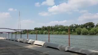 양화대교쪽한강