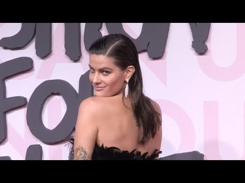 Isabeli Fontana at Fashion for Relief Photocall in Cannes