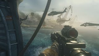 "USMC Black Hawk Raid - Modern Warfare Remastered ""Charlie Don't Surf"" Mission"