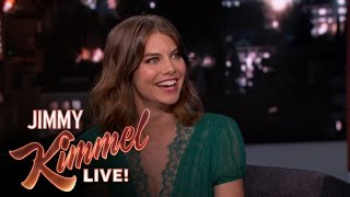 Lauren Cohan Pulled Over in Walking Dead Costume thumbnail