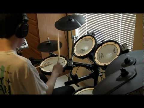 Dream Theater - Erotomania - Drum Cover (Tony Parsons)