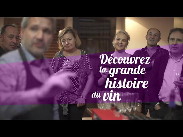 RÉSEAU CINÉRÉA : One man sommelier - Animation Dégustation