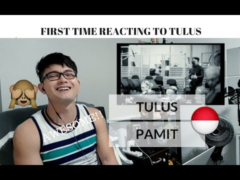 [REAKSI] AWESOME!!! First Impression of TULUS - PAMIT | #JANGReacts