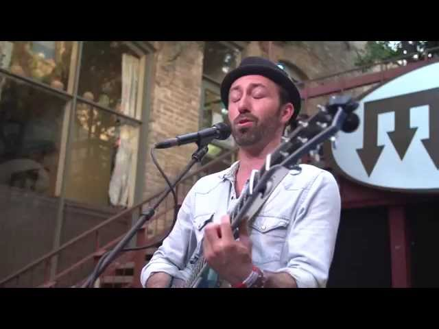 Justin Froese -The Way It Goes (live in Austin)