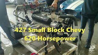 427 SMALL BLOCK CHEVY | MALOOF RACING ENGINES