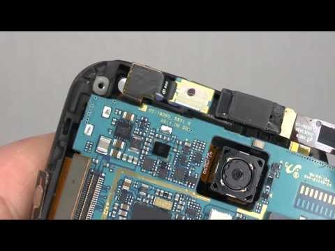 Galaxy Nexus i9250 - Disassembly & Assembly - Screen & Case Replacement
