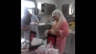 A day's work. OFW KUWAIT