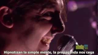 System Of A Down :: Hypnotize Sub. Español :: Live At MTV 2 Dollar Bill 2005 [HD] [HQ]