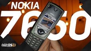 Nokia 7650 - Pierwszy Smartfon Nokii!