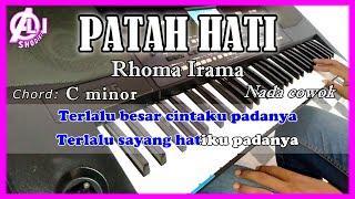 Download Mp3 Patah Hati - Rhoma Irama -  Karaoke Dangdut Korg Pa300