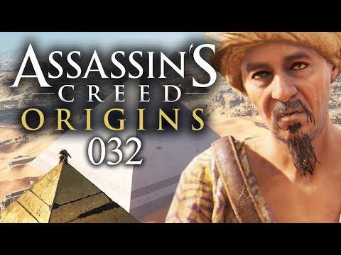 Die Pyramiden 🎮 ASSASSIN'S CREED: ORIGINS #032