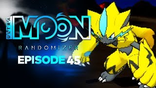 ZERAORA ZIPS IN - Pokmon ULTRA Sun  Moon RANDOMIZER Nuzlocke Episode 45