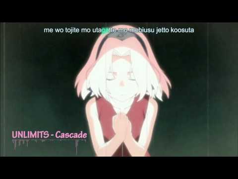 [Naruto Shippuuden ED21] UNLIMITS - Cascade
