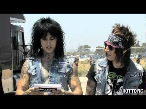 Your Burning Questions: Falling In Reverse