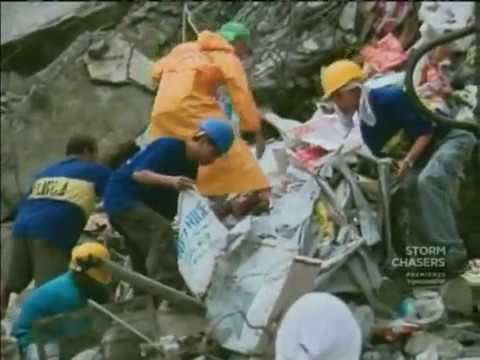 Building collapse at Divisoria, Manila