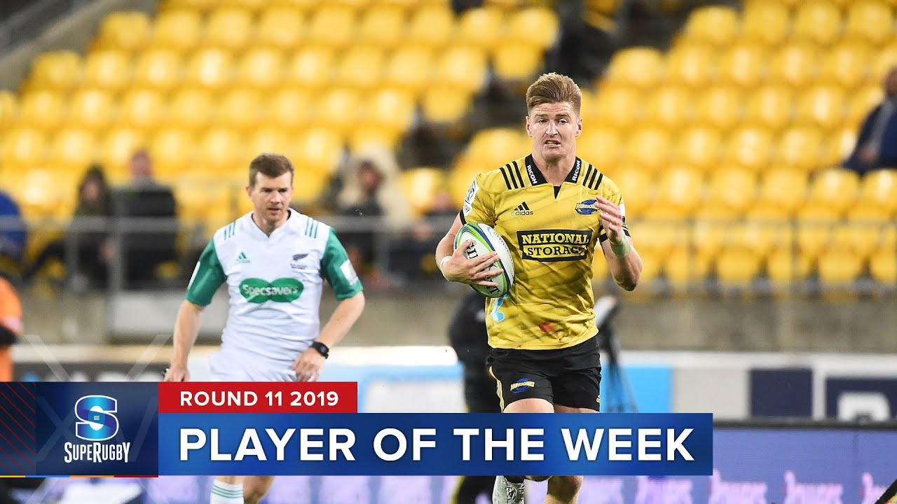 PLAYER OF THE WEEK | Super Rugby 2019 Rd 11