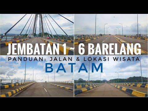jembatan-1-ke-jembatan-6-barelang-pantai-elyora-batam-|-panduan-jalan-dan-lokasi-wisata-batam