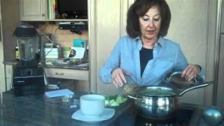 Cream Of Asparagus Soup Vegan
