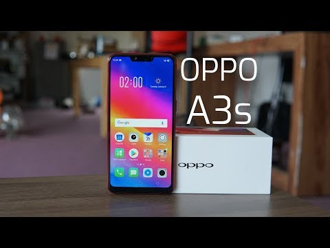 OPPO A3s Unboxing, Hands on, Features - Dual Camera for Rs. 10990