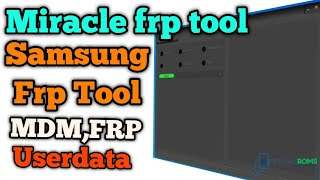 Miracle Frp Tool | Samsung Frp Tool 100 % Working Without Any Box 2020 in Hindi