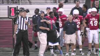 Football West Texas A&M at CSU-Pueblo Highlights
