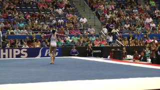 Grace Waguespack - Floor Exercise - 2013 P&G Championships - Jr. Women - Day 2 thumbnail