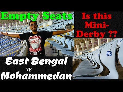CFL2018:East Bengal vs Mohammedan 1-2⚽Vlog⚽ 11/09/2018