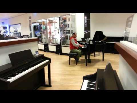 Kayip star Beyhan frankfurt - Rotterdam Feedback piyanist