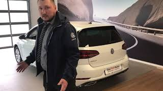 DasWeltAuto відеоогляд Golf