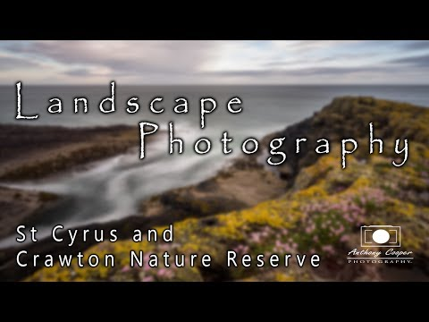 Landscape Photography - St Cyrus and Crawton Nature Reserves (Aberdeenshire - Scotland)