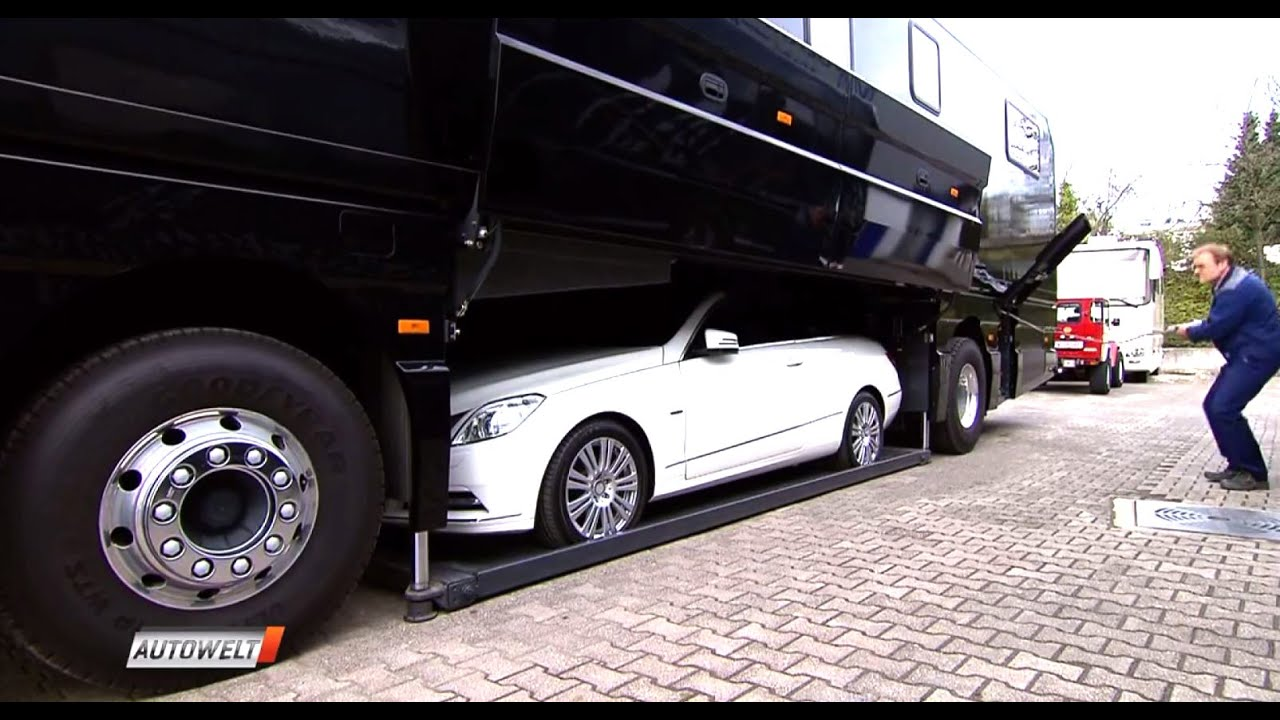 Rv Mercedes >> Luxus-Reisemobile, Volkner Mobil GmbH | Autowelt - YouTube