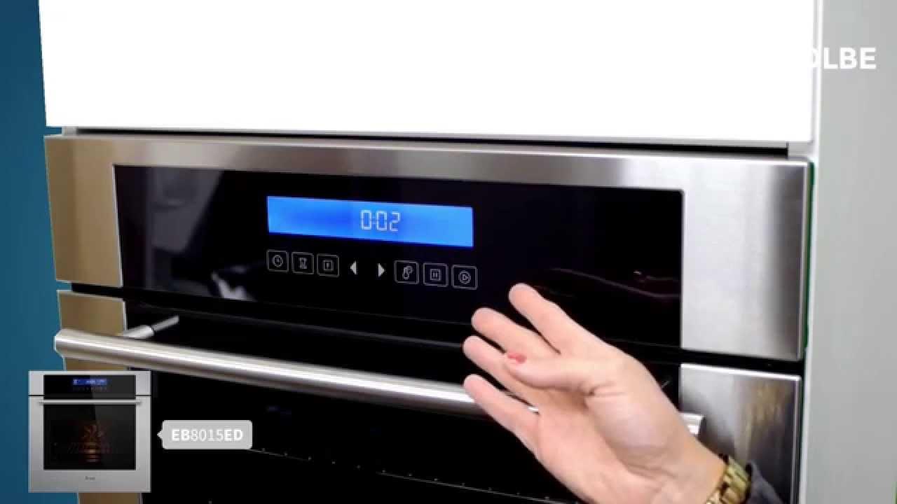KKT KOLBE Produkt Check Einbau Backofen autark EB8015ED