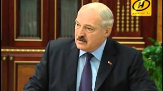 Lukashenko appointed a new chief of the State Border Committee, Belarus, August 2012