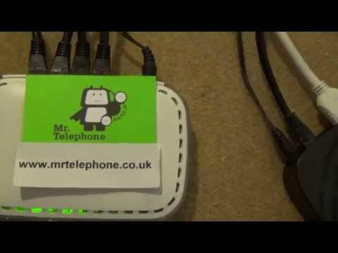 Run out of ETHERNET ports on your INTERNET BROADBAND ROUTER, make more by using a NETWORK SWITCH
