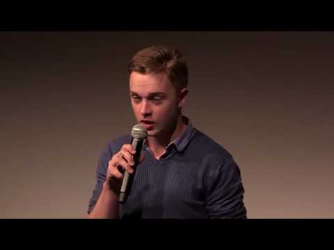 TEDx Southbank 1 Minute Pitch Winner Joseph Knox Wheeler