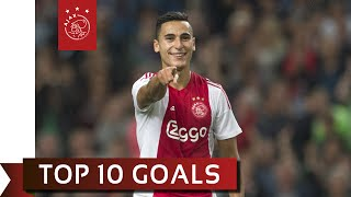 TOP 10 GOALS - Anwar El Ghazi