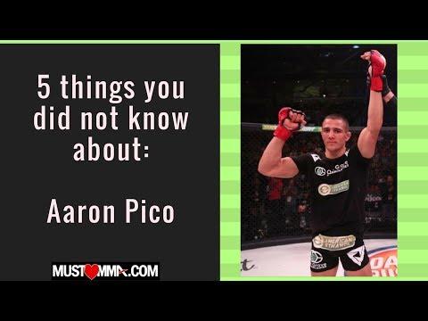 Cracking The Aaron Pico Code ~ Bellator 192
