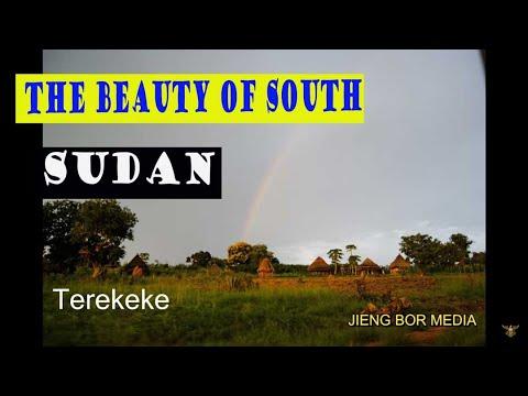 South Sudan Beauty. Agueng Mijok